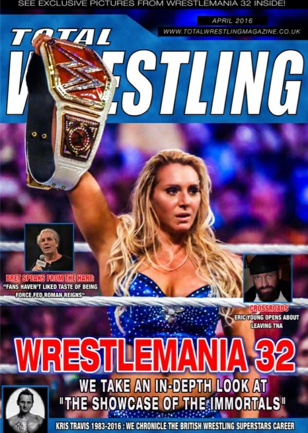 Total Wrestling Magazine April 2016