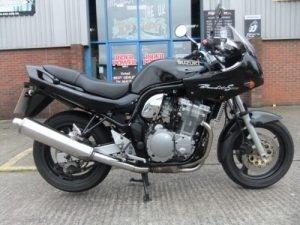 SUZUKI GSF600 / GSF600S MOTORCYCLE SERVICE REPAIR MANUAL 2000-2002 DOWNLOAD