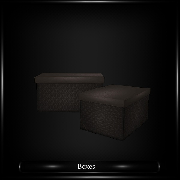 EMPTY BOXES 1