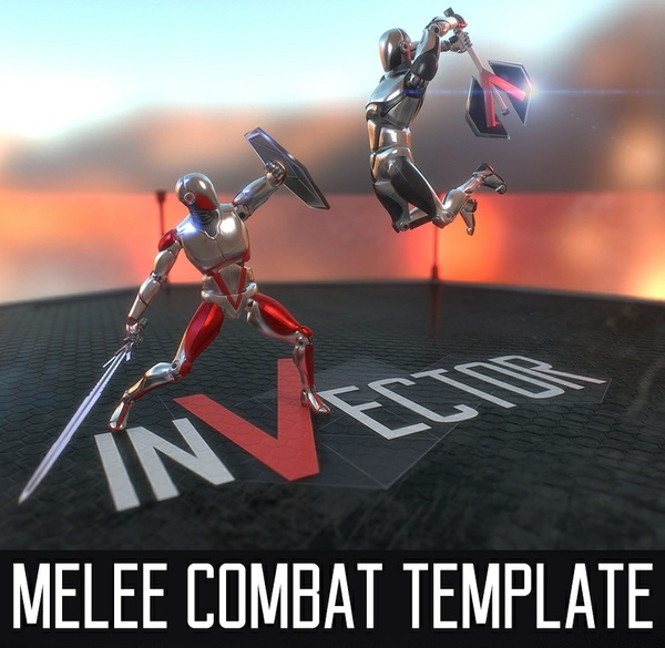Melee Combat Template for Unity