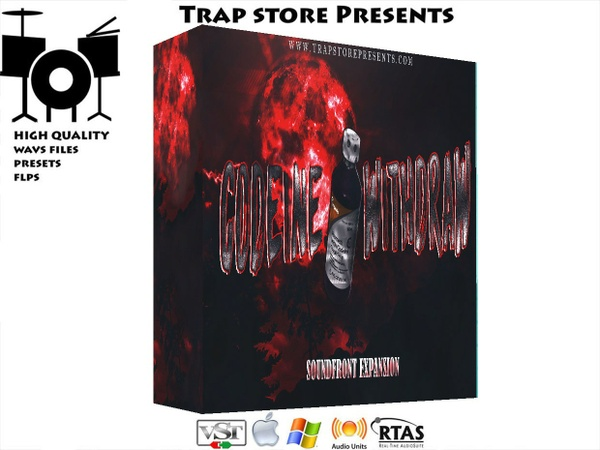 Trap Store Presents - CODEINE WITHDRAW EXPANSION PACK