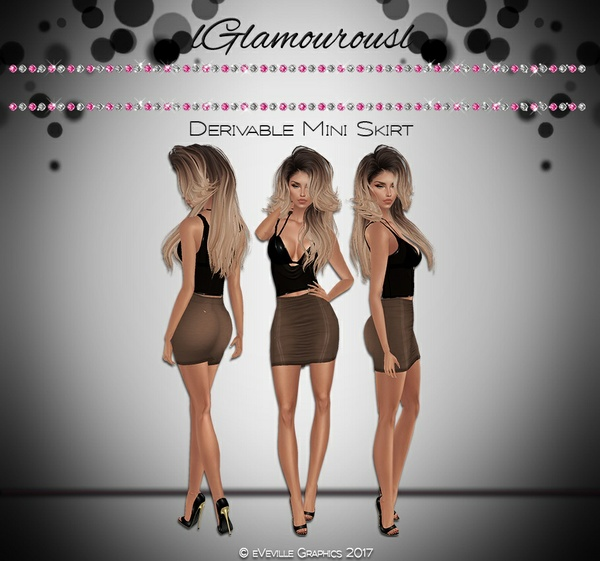 HD Skirt Mesh ~CATALOG ONLY~