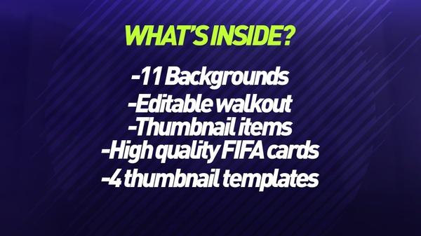 FIFA 18 GFX PACK | Medium
