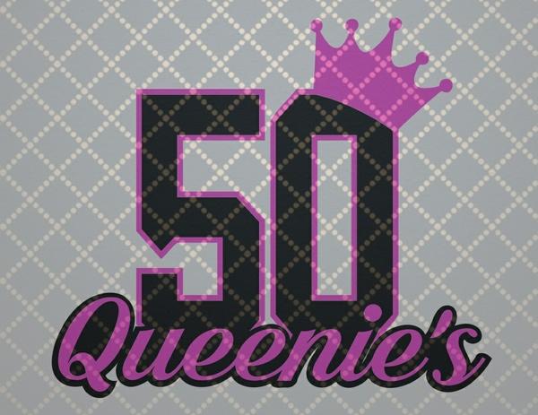 50th Birthday SVG, Birthday SVG, 50 Years Old