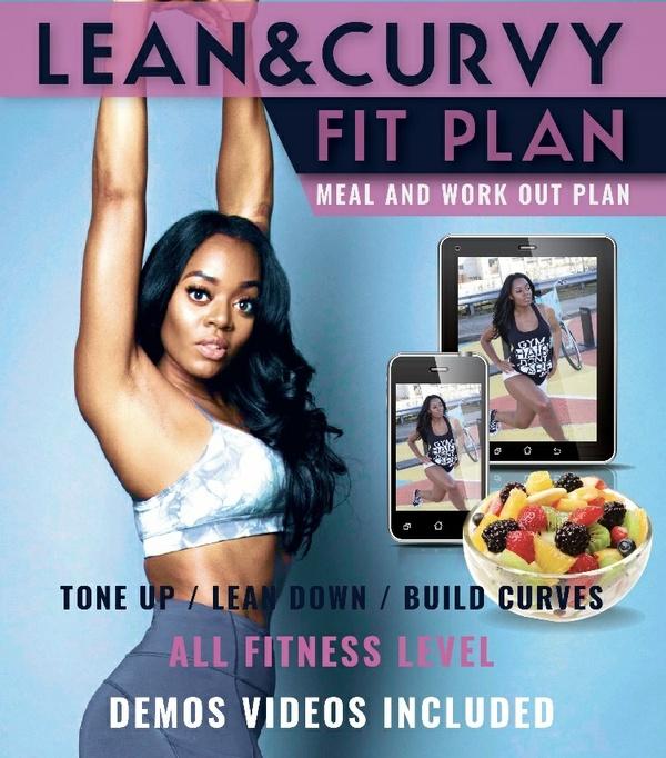 LEAN & CURVY Fit Plan