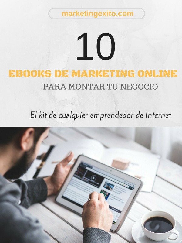 10 Ebooks Marketing Online