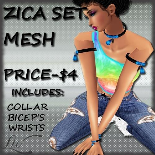 Zica Set MESH