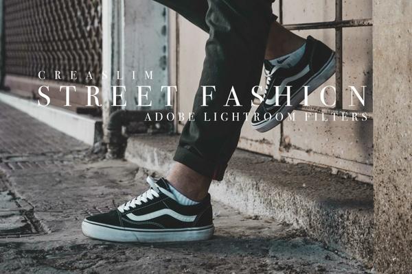 Street Fashion Lightroom Filters (Presets) 2018