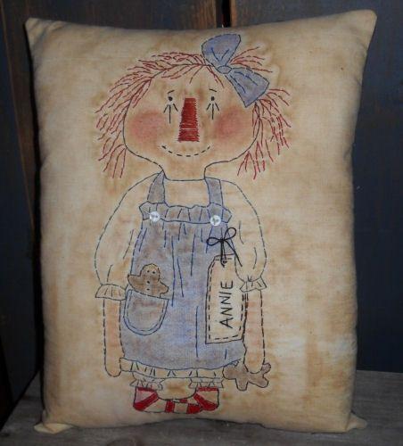 #383 Annie stitchery e pattern
