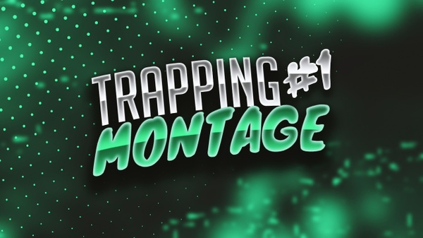 Trapping Montage Thumbnail Template