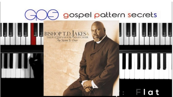 How to play Marvelous by Bishop T.D. Jakes (Easy Piano Tutorial)