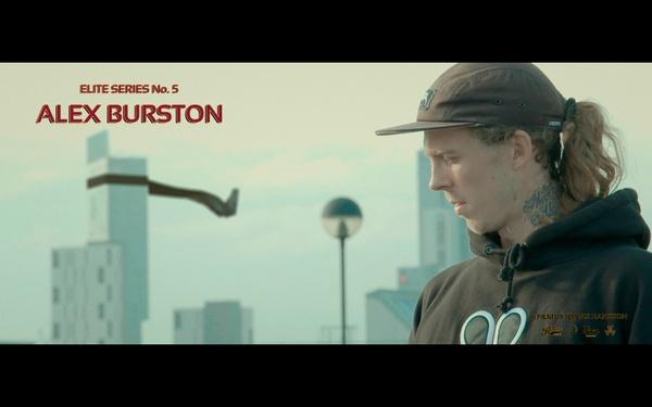 Alex Burston- Elite Series No. 5
