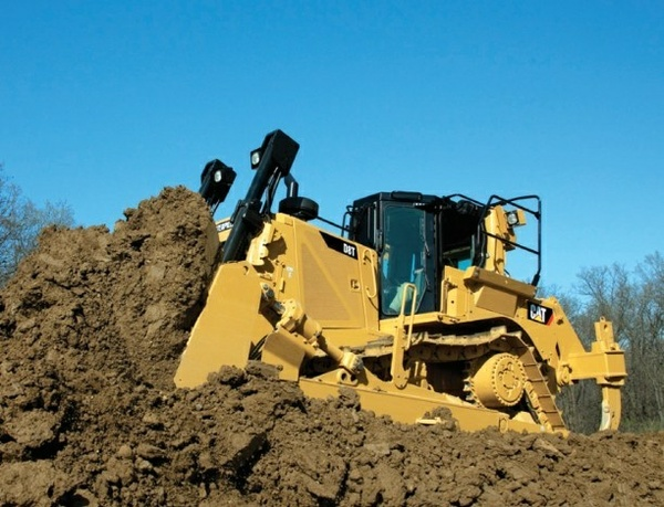 Caterpillar Cat D8T Track-Type Tractor Parts Manual Download
