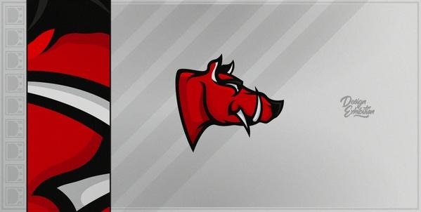 Boar Mascot Logo!