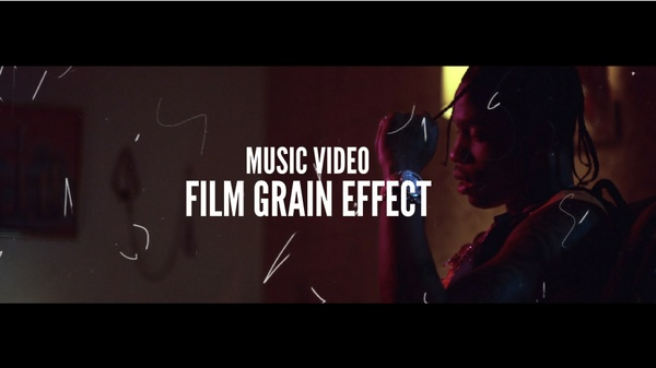 FILM GRAIN STOCK FOOTAGE (Final Cut Pro/Premiere/Sony Vegas)