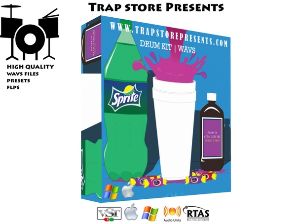 Trap Store Presents - Dirty Sprite
