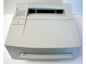 Apple Personal LaserWriter 300 / 320 & LaserWriter 4/600 PS printer Service Repair Manual