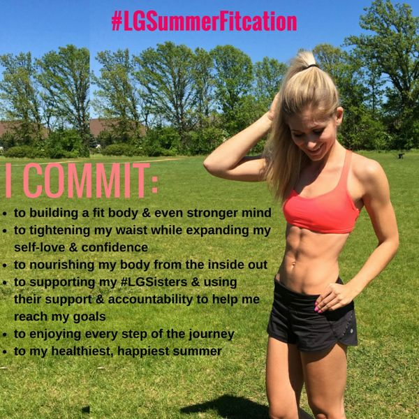SummerFitcation Fit For Life Bundle