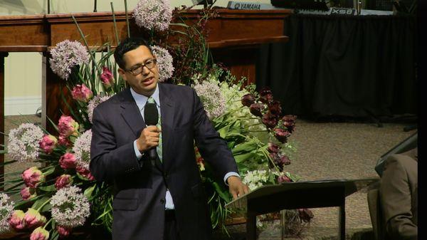 """Rev. Daniel Macias 4-15-15pm """" Who is God? """" MP3"""