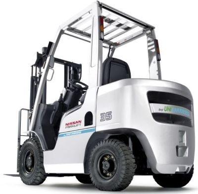 Nissan Forklift 1F5: B/D1F5F 35U/40U/45U/50U, D1F5M 35U/40U/45U with S6S, TB42 Service Manual
