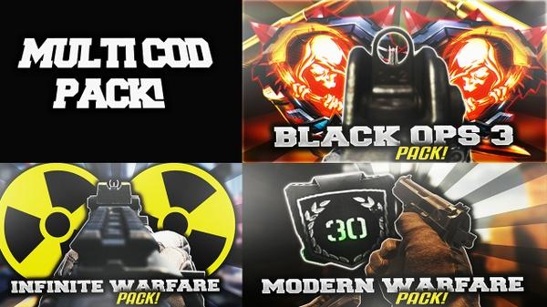 Multi CoD Pack #1