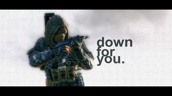 Down for you (Project file and Clips)