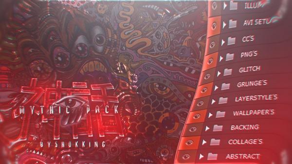 Mythic Pack [GFX] | S H O K K I N G