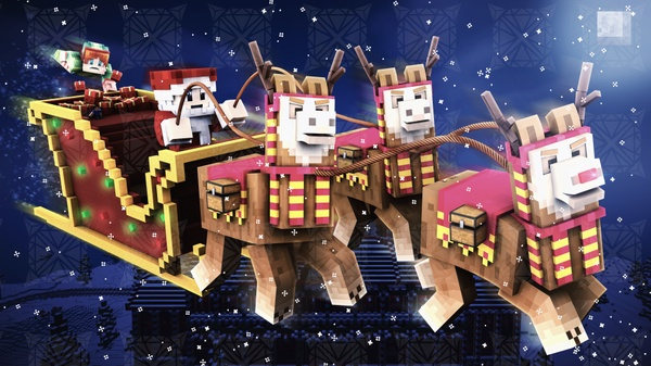 GFX Wallpaper - Santa's Mission