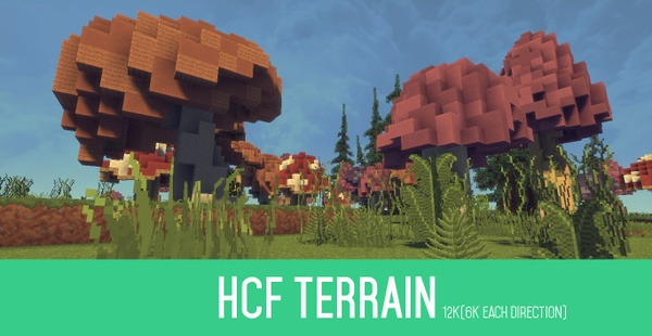 HCF Terrain 12 (6k each direction)