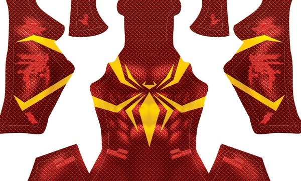 Iron Spider MARK II pattern