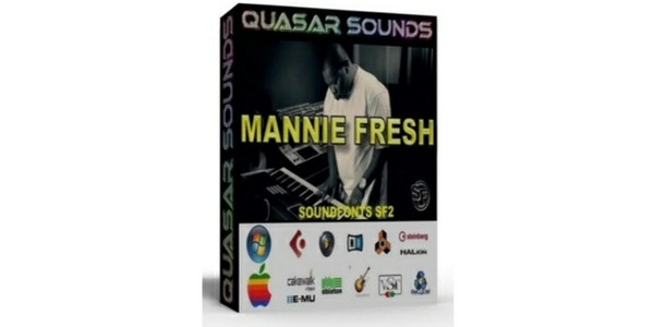MANNIE FRESH - CASH MONEY KIT