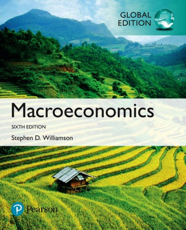 Macroeconomics 6th edition  [Global Edition] ( PDF, Instant download )