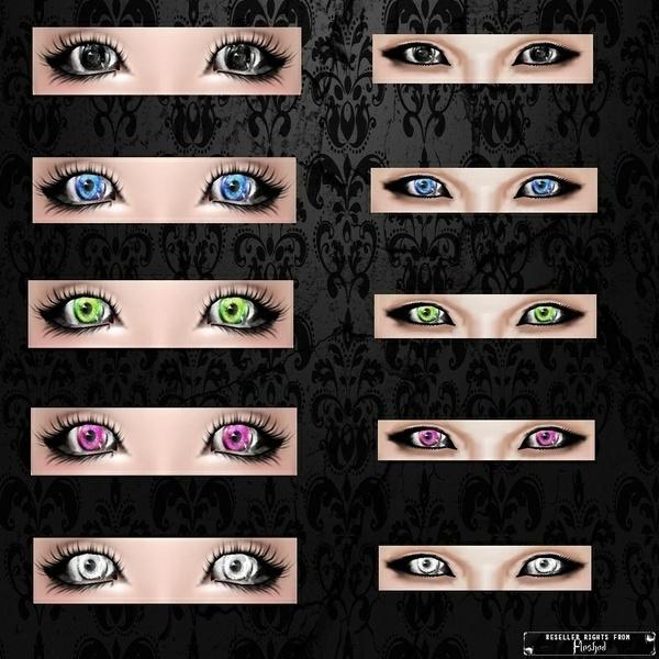 Eyes 04 / PNG.
