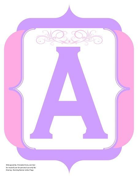 fancy-lavender-pink-printable-banners-letters-numbers