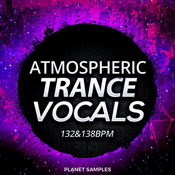 Planet Samples Atmospheric Trance Vocals