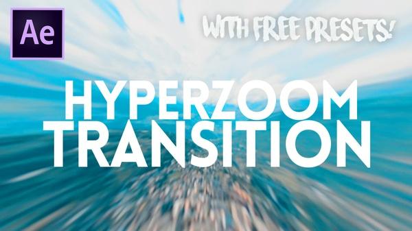 FREE HyperZoom Preset