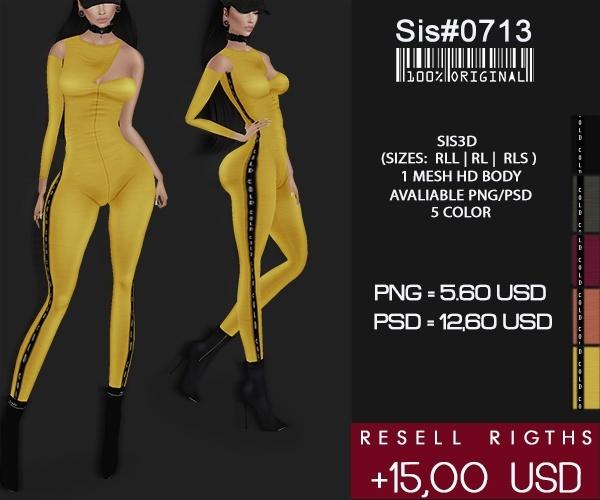 SIS # 0713 PNG