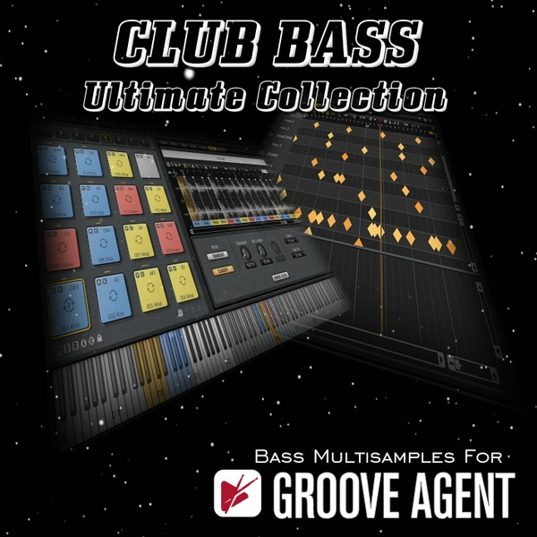 Ultimate Club Bass Vol 1