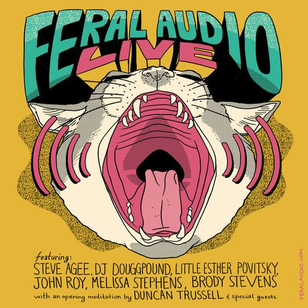 Feral Audio LIVE 2014 (Video)