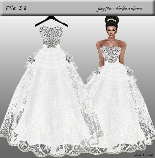 File 38 ( Wedding dress )