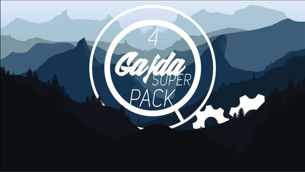Gajdasuper 1k pack
