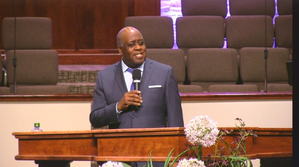 """Pastor Sam Emory 08-24-16pm """" The Quiet Place"""" MP4"""
