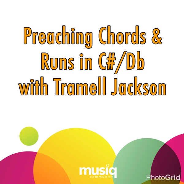 HOW TO PLAY | PREACHING CHORDS IN Db