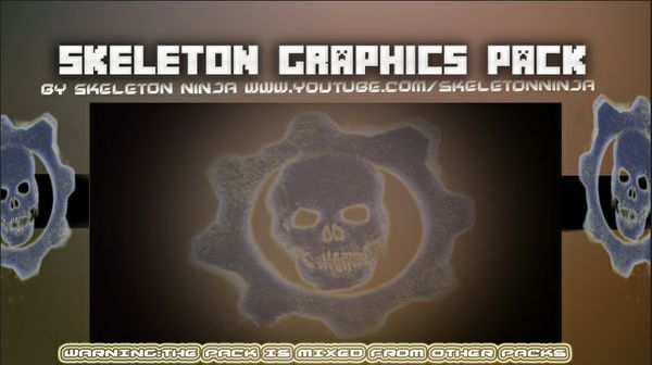 SkeletonDesignsGFXPack(Mixed from other packs)