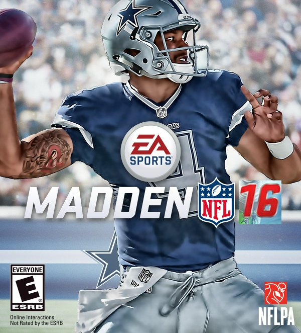 Madden 16 2017 Season/ NFL Draft/ Offseason Roster Update (XBOX 360)