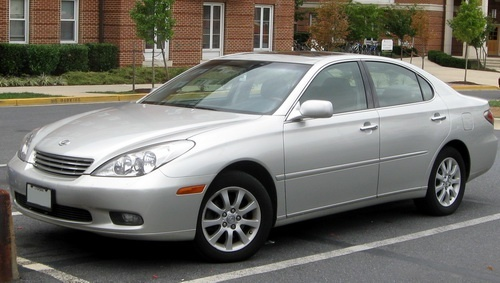 2005 LEXUS ES300 SERVICE REPAIR MANUAL