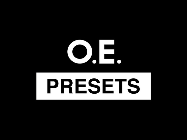 OE LIGHTROOM PRESETS: USED ON EVERY PHOTO I TAKE