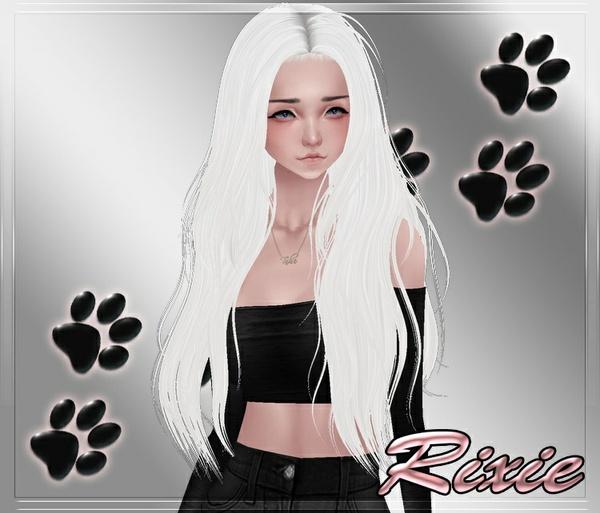 Kattiq Hair 30 White