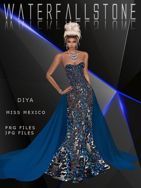 Diya-Miss Mexico