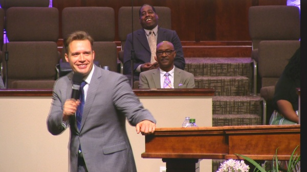 "Rev. Josh Herring 07-10-16am "" It's Happening Now"" MP4"